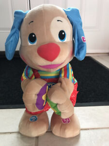 Fisher Price – Laugh and Learn Puppy