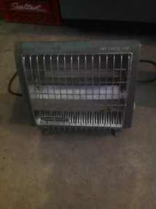 ELECTRIC HOME HEATERS