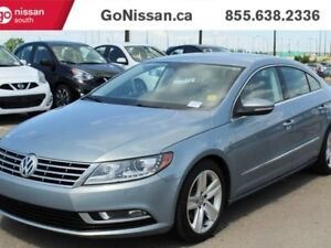 2013 Volkswagen CC Leather, back up camera, heated seats!!