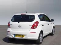 Hyundai i20 CLASSIC (white) 2014-09-01