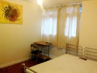 Double room available from 19/07 to 13/08 short term