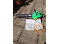 Leaf blower vac - Powerbase BVA2400