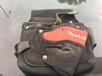 Makita drill pouch