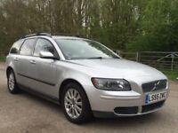 Volvo v50 2.0 diesel 3 months warranty