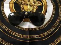 Authentic Sunglasses man aviator Versace