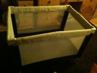 BABYSTART mesh foldaway Playpen Excellent condition