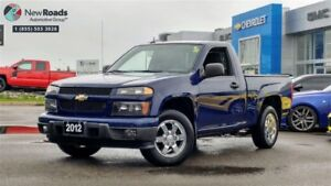 2012 Chevrolet Colorado LT LT, PWR GRP, AUTO, A/C, ONE OWNER,...