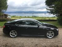 Audi A5 3.0 TDI S Line S Tronic Quattro 245bhp Immaculate With Big Spec