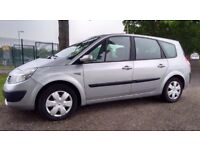 !!7 SEATER!!Renault G-Scenic Sl oasis vvt
