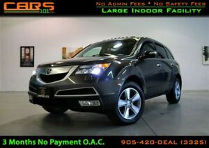 2011 Acura MDX Technology Package | Sunroof | Navigation |