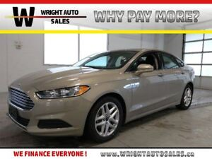 2016 Ford Fusion SE| SYNC| BACKUP CAM| CRUISE CONTROL| 62,187KMS
