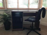 Stylish Desk & Chair (sold separately or together)