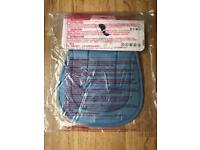 Bnip V Rare Bugaboo Ice Blue Seat Liner Will Fit All Models Sold Out Everywhere Discontinued Colour