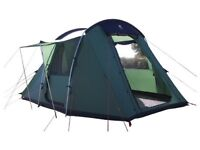 Wild Country Citadel 3-person tent with additional ground sheet protector & reflective fly sheet