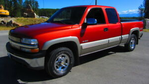 Mint Condition Low Km 4x4 Silverado