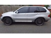 EXLUSIVE BMW X5 3,0 DISSEL SPORT FULLY SERVICES HISTORY MOT 5/18 PANORAMATIC
