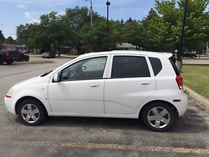 2008 Chevy Aveo Hatchback LT