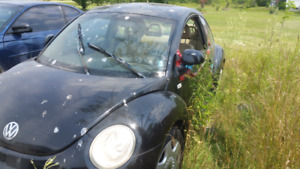 99 beetle for parts