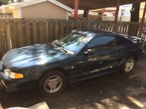 1995 MUSTANG NEED GONE MAKE AN OFFER
