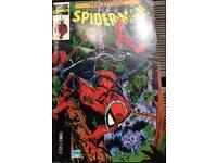 Comic: SpiderMan Perceptions (I)