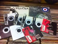 2 Tone , Specials , Selecter, The Beat Jam Style Council, 45's HOTVRS Blackwood Indoor Market