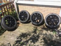 !!!!! BORBET WHEELS AND TYRES !!!!!