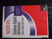 Xerox 3 Part Laser NCR Paper