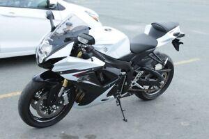 2014 SUZUKI MOTORCYCLE GSX-R 750