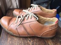 Clarks Leather UK7