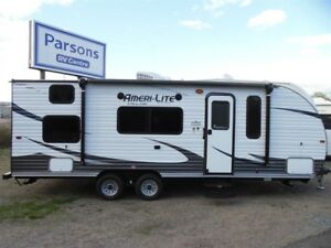 2017 Ameri-Lite 248BH Reduced From $24,995 To $23,995!!