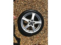 Alloy wheels Borbet F