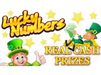 Lucky numbers uk raffle page is looking for new members to join our community