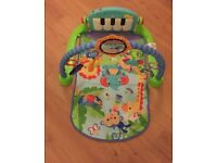 Fisher Price Piano Gym for sale