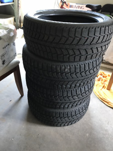 4 winter tires - FOR SALE