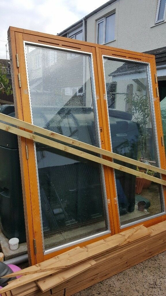 Patio Doors French Doors Exterior Triple Glazed Price Drop