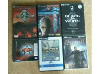 Selection of Pc Games