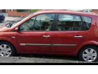 £399 ABSOLUTE BARGAIN 2007 Renault scenic expression