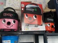 Henry and Hetty Hoovers