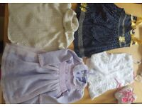 Girl clothes and shoes ages 3-5