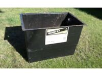 4 gallon - 18 litre Wizard feed and expansion water tank cistern