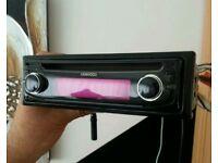 Car stereo Kenwood USB CD MP3