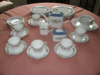 ROYAL DOULTON PASTORALE TEA & DINNER WARE
