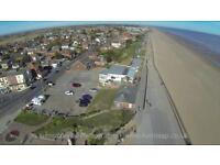 Only £65 per night beach side holiday apartments mablethorpe Lincolnshire