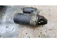 Vauxhall vectra b starter motor