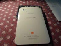 Samsung Galaxy Tab GT-P1000 Android Tablet ** 8 GB WIFI & 3G (Locked toOrange)
