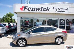 2013 Hyundai Elantra GL - Accident Free - One owner