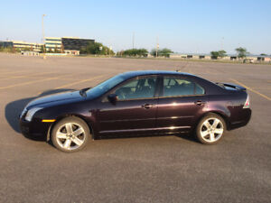 2007 Ford Fusion SE Sedan For Sale