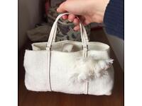 White Next Handbag