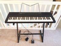 Casio electric piano 5 octave