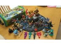 Skylanders, traps and accessories